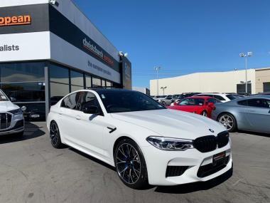 2019 BMW M5 Competition Pack Latest