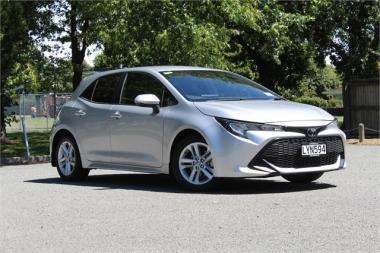 2019 Toyota Corolla GX 2.0L Petrol CVT 5 Door Hatc