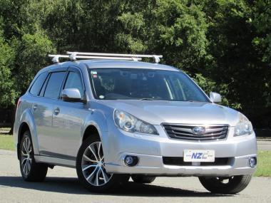 2012 Subaru OUTBACK 2.5I EYESIGHT S-PKG LTD