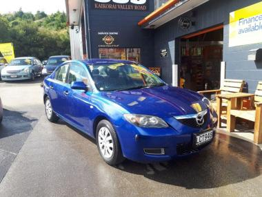 2008 Mazda AXELA 5 SPEED MANUAL