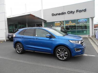 2018 Ford Endura ST-LINE 2.0 Diesel AWD