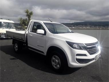 2017 Holden Colorado LS 4x4 Space Cab Chassis Turb