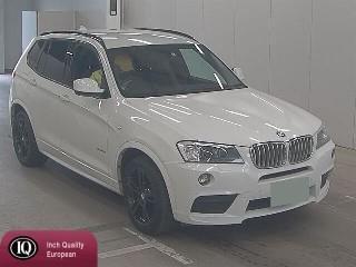 2012 BMW X3 xDrive20i M Sport