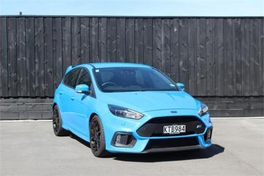 2017 Ford Focus Rs 2.3Petrol 4WD 6 Speed Manual