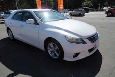 2010 TOYOTA MARK X 250GS