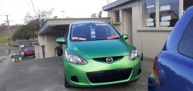 09 Mazda Demio