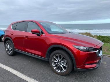 2020 Mazda CX-5 CX-5 AWD 2.5T Takami 6AT Petrol Tu