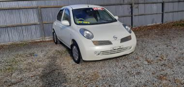 05 nissan march