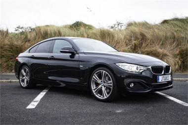 2016 BMW 420i Gran Coupe Sport Line