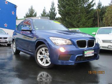 2013 BMW X1 2.0L turbo 4WD
