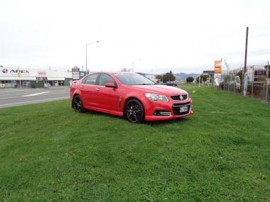 2014 Holden COMMODORE VF SS-V REDLINE AT