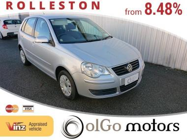 2009 Volkswagen Polo 1.4 *Very Low KMs*