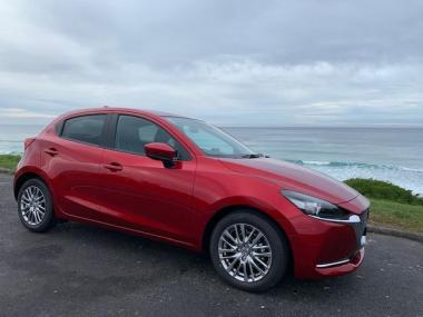 2020 Mazda 2 2 I HATCH LTD 1.5 6AT