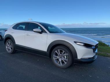 2020 Mazda CX-30 CX-30 A AWD GTX 2.5 6AT