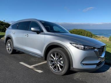 2020 Mazda CX8 CX8 C AWD TAKAMI 2.2 6AT