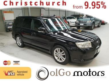 2006 Subaru Forester 2.0i 4WD *Very Low KMs* Cross