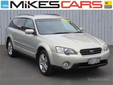 2006 Subaru Outback 3.0R - 8 SRS Airbags - Cruise