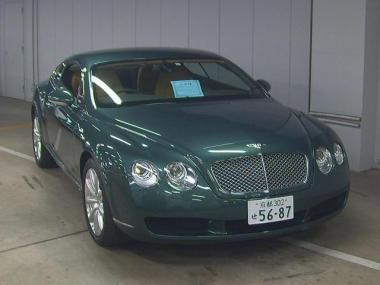2005 Bentley Continental GT 6.0 W12 Coupe