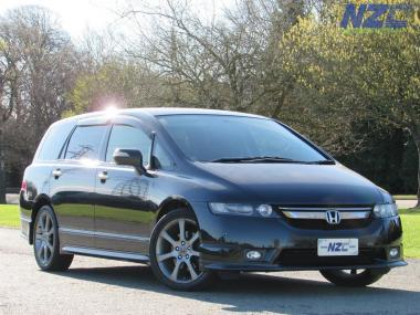 2008 Honda Odyssey Absolute