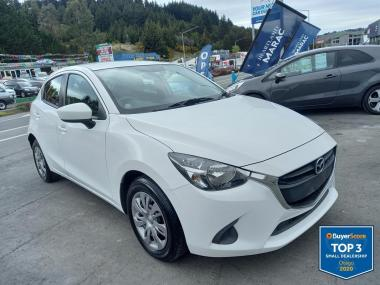 2016 Mazda Demio Skyactive No Deposit Finance