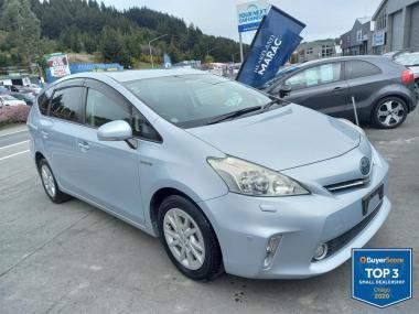 2011 Toyota Prius Hybrid g Spec No Deposit Finane