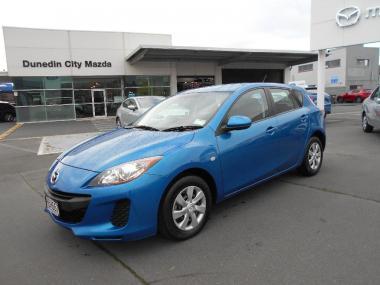 2013 Mazda 3 GLX 2.0 Auto Hatch
