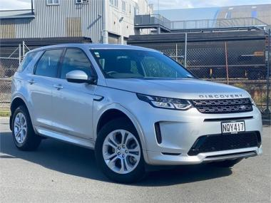 2020 LandRover Discovery Sport P200 R-Dynamic S