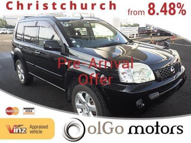 2006 Nissan X-TRAIL 20S 4WD Due Late DEC