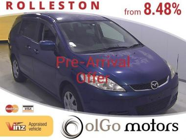 2006 Mazda Premacy 20C 7seats Low KMs
