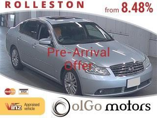 2005 Nissan FUGA 350GT Low KMs