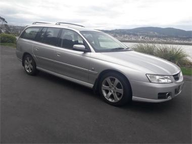 2004 Holden Berlina VZ 3.6 Berlina Wagon 3.6L V6 A