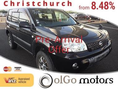 2006 Nissan X-TRAIL 20S 4WD Manual Due Late DEC