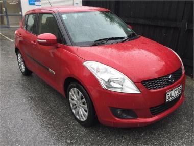 2011 Suzuki Swift Limited 1.4 Auto