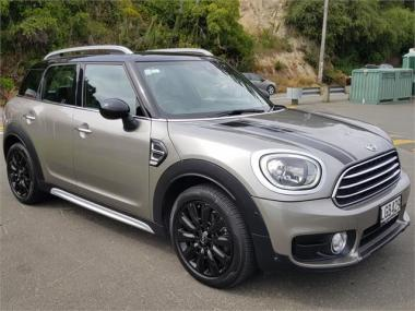 2017 Mini Countryman Cooper D Chilli