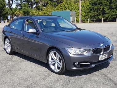 2012 BMW 335i Sport Line