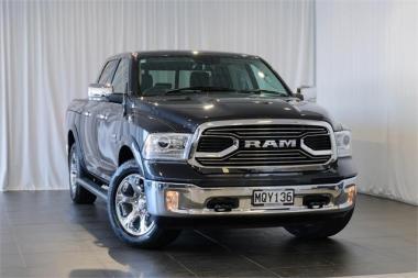 2020 RAM 1500 Laramie Petrol Std 5