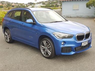 2018 BMW X1 sDrive 20d M Sport