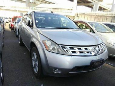 2004 Nissan Murano 350VX 4WD