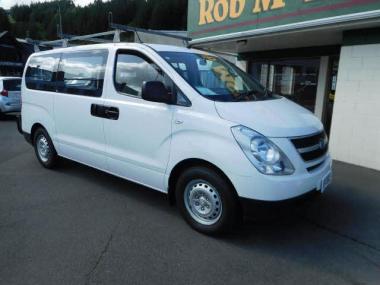 2013 Hyundai I-Load VAN