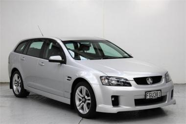 2010 Holden Commodore SV6 3.6L V6 Petrol Automatic