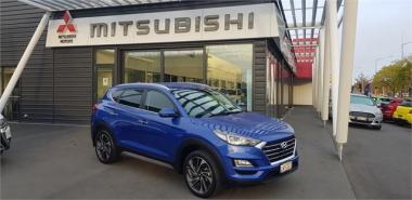 2019 Hyundai Tucson Elite Mpi 2.0P/6At