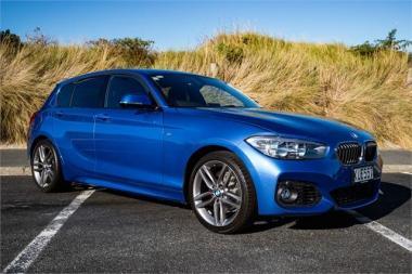 2017 BMW 118i M Sport NZ New