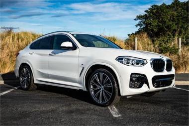 2021 BMW X4 xDrive20d M-Sport + Innovations + Visi