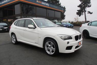 2011 BMW X1 2.0I X DRI