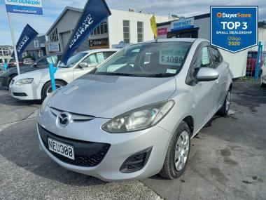 2012 Mazda Demio Skyactive No Deposit Finance