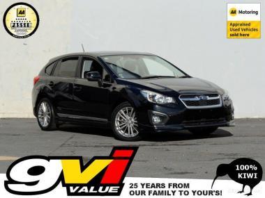 2012 Subaru Impreza Sport 4WD Eye Sight / Cruise G