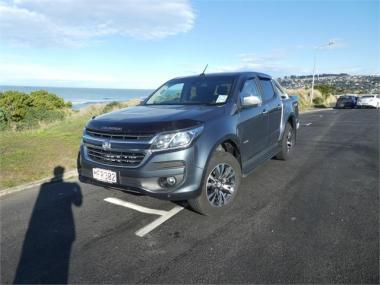 2019 Holden Colorado LTZ 4x4 Crew Cab Pick Up 2.8L