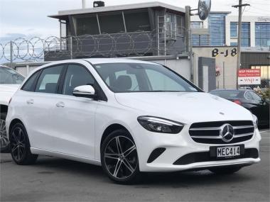 2019 MercedesBenz B 180 Petrol Turbo Automatic