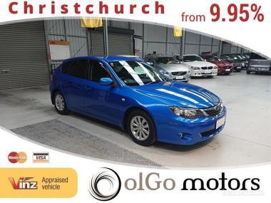 2009 Subaru Impreza 15i