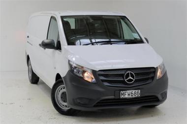 2019 MercedesBenz Vito 114L Panel Van 2.1 Turbo Di